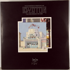 44. LED ZEPPELIN-SOUNDTRACK FROM THE FILM THE SONG REMAINS THE SAME-1976-ПЕРВЫЙ ПРЕСС UK-SWAN SONG-NMINT/NMINT