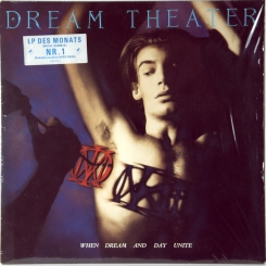 79. DREAM THEATER-WHEN DREAM AND DAY UNITE-1989-первый пресс germany-mca-nmint/nmint