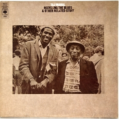 36. TAJ MAHAL-RECYCLING THE BLUES & OTHER RELATED STUFF-1972-FIRST PRESS UK-CBS-NMINT/NMINT