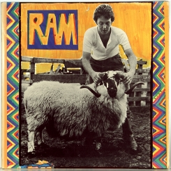 37. MCCARTNEY, PAUL-RAM-1971-ПЕРВЫЙ ПРЕСС UK-APPLE-NMINT/NMINT