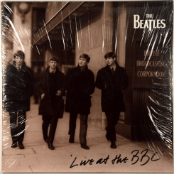 20. BEATLES-LIVE AT THE BBC-1994-ПЕРВЫЙ ПРЕСС UK-APPLE-NMINT/NMINT