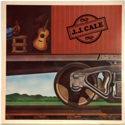 24. J.J.CALE-OKIE-1974-FIRST PRESS UK-SHELTER RECORDING COMPANY INC.-NMINT/NMINT