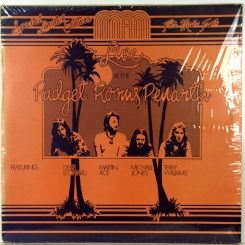 22. MAN-LIVE AT THE PADGET ROOMS, PENARTH-1972-FIRST PRESS UK-UNITED ARTISTS-NMINT/NMINT