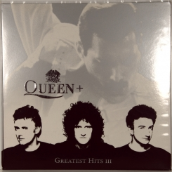52. QUEEN-GREATEST HITS  III-1999-FIRST PRESS UK/EU-PARLOPHONE-NMINT/NMINT