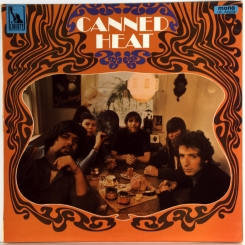 2. CANNED HEAT-CANNED HEAT-1967 FIRST PRESS (MONO) UK-LIBERTY - NMINT/NMINT