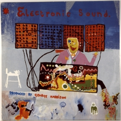 55. HARRISON, GEORGE-ELECTRONIC SOUND-1969-ПЕРЕИЗДАНИЕ 1996 UK-APPLE-NMINT/NMINT