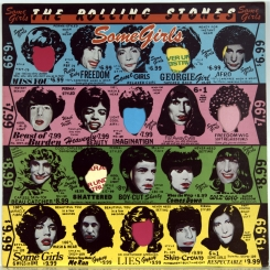 38. ROLLING STONES-SOME GIRLS-1978-FIRST PRESSUK-ROLLING STONES-NMINT/NMINT