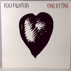 84. FOO FIGHTERS-ONE BY ONE-2002-первый пресс usa-rsa-nmint/nmint