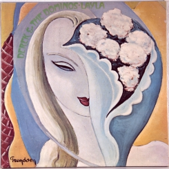 62. DEREK & THE DOMINOS ( ERIC CLAPTON) -LAYLA AND OTHER ASSORTED LOVE SONGS-1970 - Второй пресс UK -POLYDOR- NMINT/NMINT