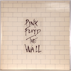 47. PINK FLOYD-THE WALL-1979-SECOND PRESS HOLLAND-HARVEST-NMINT/NMINT