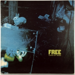 19. FREE-TONS OF SOBS-1968-THIRD PRESS 1970 UK-ISLAND-NMINT/NMINT