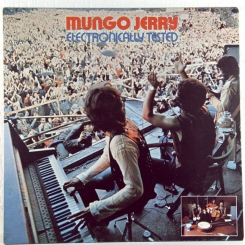 8. MUNGO JERRY-ELECTRONICALLY TESTED-1971-Первый пресс-UK-DAWN-NMINT/NMINT