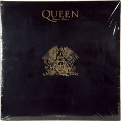 51. QUEEN-GREATEST HITS  II-1991-fist press uk-parlophone-nmint/nmint