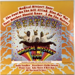11. BEATLES-MAGICAL MYSTERY TOUR-1967-ВТОРОЙ ПРЕСС 1980 UK-PARLOPHONE-NMINT/NMINT