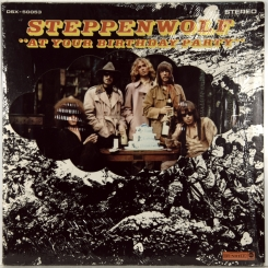 20. STEPPENWOLF-AT YOUR BIRTHDAY PARTY-1969-ОРИГИНАЛ USA-DUNILL/ABC-NMINT/NMINT