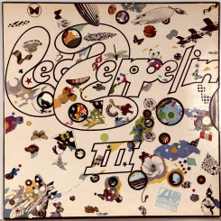 23. LED ZEPPELIN-III-1970-ПЕРВЫЙ ПРЕСС UK-ATLANTIC-NMINT/NMINT