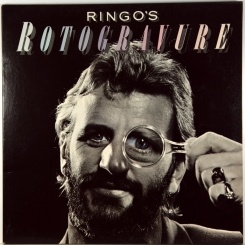 59. STARR, RINGO-RINGO'S ROTOGRAVURE-1976-ПЕРВЫЙ ПРЕСС USA-ATLANTIC-NMINT/NMINT