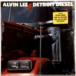 26. LEE, ALVIN-DETROIT DIESEL-1986-FIRST PRESS USA-21 RECORDS-NMINT/NMINT