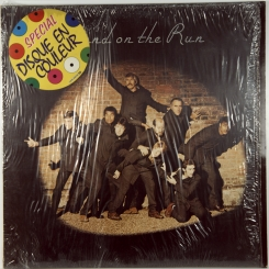 36. WINGS-BAND ON THE RUN (COLOR VINYL)-1973-ПЕРЕИЗДАНИЕ 1978 FRANCE-APPLE-NMINT/NMINT