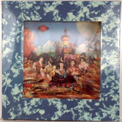 10. ROLLING STONES-THEIR SATANIC MAJESTIES REQUEST (СТЕРЕО)-1967-ПЕРВЫЙ ПРЕСС UK-DECCA-NMINT/NMINT