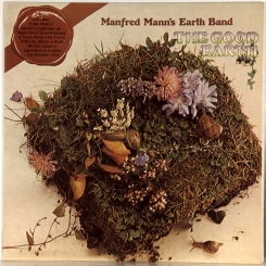 73. MANFRED MANN'S EARTH BAND-THE GOOD EARTH-1974-ПЕРВЫЙ ПРЕСС UK-BRONZE-NMINT/NMINT