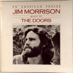 28. DOORS-AN AMERICAN PRAYER JIM MORRISON-1978-FIRST PRESS UK-ELEKTRA-NMINT/NMINT