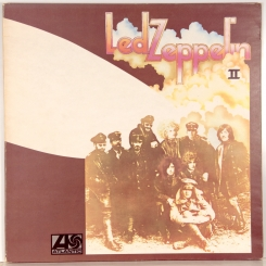 22. LED ZEPPELIN,II(MISCREDIT LIVIN' LOVIN' WRECK)-1969-ПЕРВЫЙ ПРЕСС UK-ATLANTIC-NMINT/NMINT