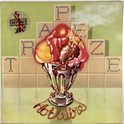 119. TRAPEZE-HOT WIRE-1974-ПЕРВЫЙ ПРЕСС UK-WARNER BROS-NMINT/NMINT