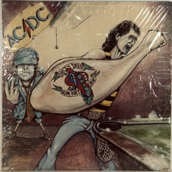 133. AC/DC-DIRTY DEEDS DONE DIRT CHEAP-1976--ОРИГИНАЛЬНЫЙ ПРЕСС 1980 AUSTRALIA-ALBERT PRODUCTIONS-NMINT/NMINT