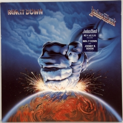 99. JUDAS PRIEST-RAM IT DOWN-1988-ПЕРВЫЙ ПРЕСС UK/EU- HOLLAND-CBS-NMINT/NMINT