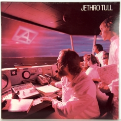 11. JETHRO TULL-A-1980-ПЕРВЫЙ ПРЕСС UK-CHRYSALIS-NMINT/NMINT