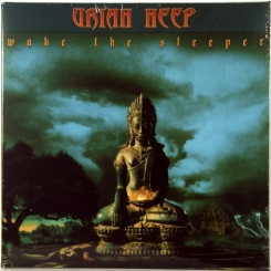 54. URIAH HEEP -WAKE THE SLEEPER-2008-ПЕРВЫЙ ПРЕСС UK/EU -SANCTUARY-NMINT/NMINT