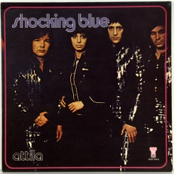 11. SHOCKING BLUE-ATTILA-1972-FIRST PRESS HOLLAND-PINK ELEPHANT-NMINT/NMINT
