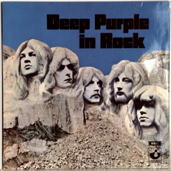 28. DEEP PURPLE-IN ROCK-1970-ПЕРВЫЙ ПРЕСС UK-HARVEST-VG+/NMINT