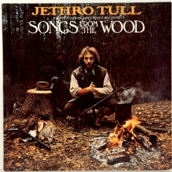 38. JETHRO TULL-SINGS FROM THE WOOD-1977-FIRST PRESS UK-CHRYSALIS-NMINT/NMINT