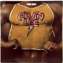 46. LEE, ALVIN-PUMP IRON-1975-FIRST PRESS USA-COLUMBIA-NMINT/NMINT