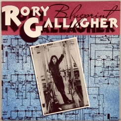 17. GALLAGHER, RORY-BLUEPRINT-1973-FIRST PRESS UK-POLYDOR-NMINT/NMINT