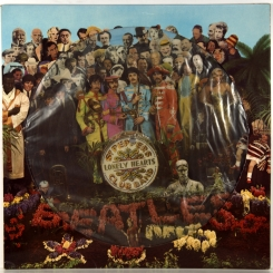 8. BEATLES-SGT.PEPPER'S LONELY HEARTS CLUB BAND-1967-PICTURE-ПЕРВЫЙ ПРЕСС UK-PARLOPHONE-NMINT/NMINT