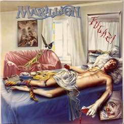 56. MARILLION-FUGAZI-1984-ПЕРВЫЙ ПРЕСС UK-EMI-NMINT/NMINT