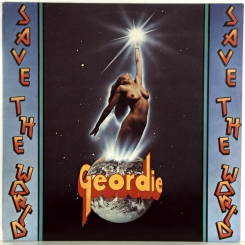 2. GEORDIE-SAVE THE WORLD-1976-ПЕРВЫЙ ПРЕСС UK-EMI-NMINT/NMINT