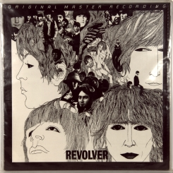 32. BEATLES-REVOLVER-1966-ПЕРЕИЗДАНИЕ 1986 USA-MOBILE FIDELITY SOUND LAB-NMINT/NMINT
