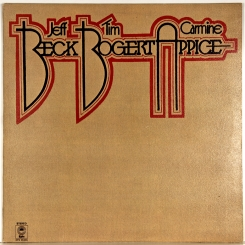 14. BECK, BOGERT & APPICE-BECK, BOGERT & APPICE-1973-FIRST PRESS UK-EPIC-NMINT/NMINT