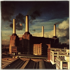 57. PINK FLOYD-ANIMALS-1977-ПЕРВЫЙ ПРЕСС UK-HARVEST-NMINT/NMINT