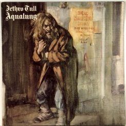 29. JETHRO TULL-AQUALUNG-1971-FIRST PRESS UK-CHRYSALIS-NMINT/NMINT