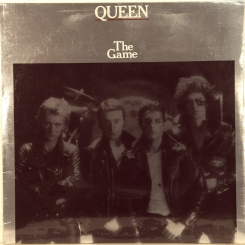 66. QUEEN- THE GAME-1980-ПЕРВЫЙ ПРЕСС UK-EMI-NMINT/NMINT