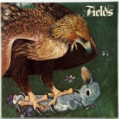 57. FIELDS-FIELDS-1971-ПЕРВЫЙ ПРЕСС UK-CBS-NMINT/ARCHIVE