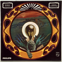 23. HARVEY MANDEL-CRISTO REDENTOR-1968-ОРИГИНАЛЬНЫЙ ПРЕСС 1970 UK-PHILIPS-NMINT/NMINT
