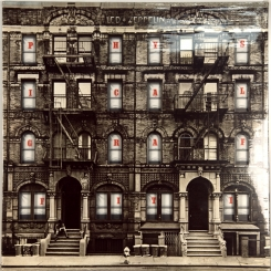 88. LED ZEPPELIN-PHYSICAL GRAFFITI-1975-ПЕРВЫЙ ПРЕСС GERMANY-SWAN SONG-NMINT/NMINT