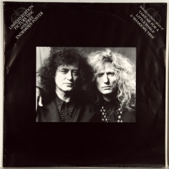 94. COVERDALE-PAGE-TAKE ME FOR A LITTLE WHILE (PICTURE MAXI SINGLE 12'')-1993-ПЕРВЫЙ ПРЕСС UK-EMI-NMINT/NMINT
