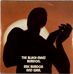 41. ERIC BURDON AND WAR- THE BLACK MAN'S BURDON-1970-ПЕРВЫЙ ПРЕСС USA-MGM-NMINT/NMINT
